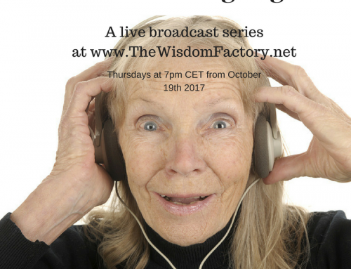 Conscious Ageing – the free broadcast series continues