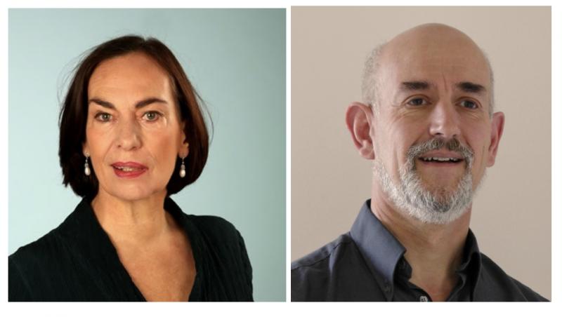 Barbara von Meibom and Jon Freeman