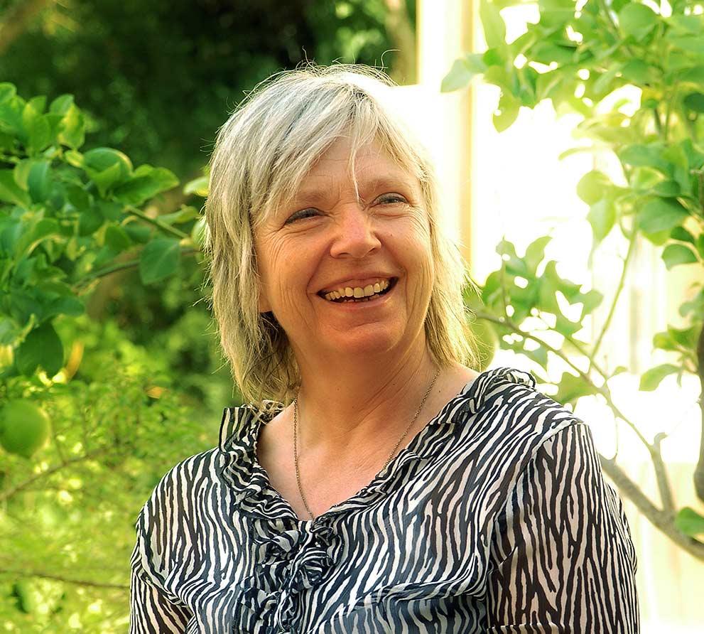 Heidi Hornlein coach living in Paradiso Integral Italy
